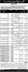 Fisheries Department Punjab Jobs 2018