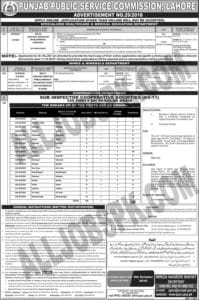 Sub Inspector Jobs in Cooperative Department