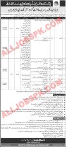 WAPDA Hospital Complex Lahore Jobs