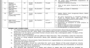 Ministry of Human Rights Jobs 2021 Latest Advertisement