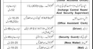 Pakistan Ordnance Factory Jobs 2020 Latest Advertisement
