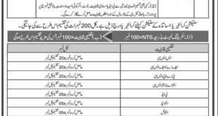 Elementary and Secondary Education Department ESED Peshawar Jobs 2020