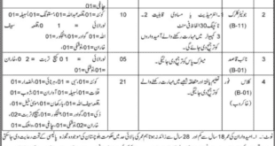 Balochistan Police Counter Terrorism Department CTD Jobs