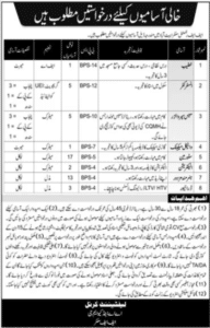 Pakistan Army FF Regimental Center Jobs 2020