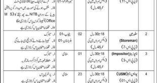 Pakistan Army COD Jobs 2020 Central Ordnance Depot Rawalpindi