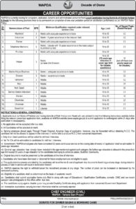 Water And Power Development Authority Jobs 2021