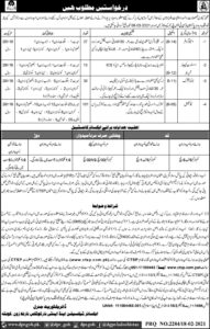 Excise Taxation and Narcotics Control Jobs 2021 Balochistan